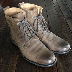 💥Timberland Earth Keepers Leather Boots Sz10